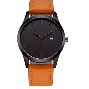 Accessories - Gorgeous black and brown watch
